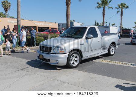 Ford Lightning On Display