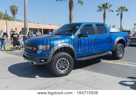 Ford F-150 Raptor On Display