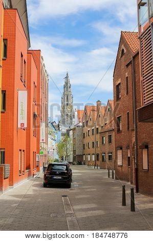 Antwerp, Flanders, Belgium