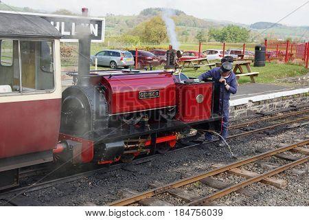 George B Bala Lake Railway