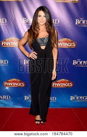 LOS ANGELES - MAY 2:  Cerina Vincent at the