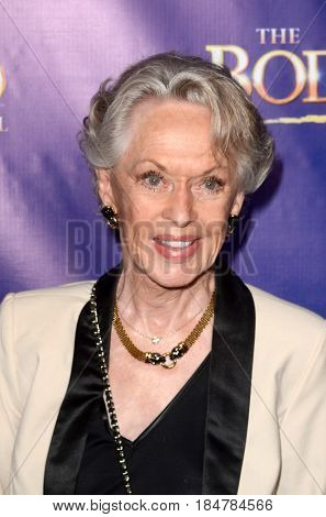 LOS ANGELES - MAY 2:  Tippi Hedren at the