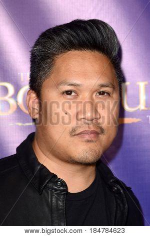 LOS ANGELES - MAY 2:  Dante Basco at the
