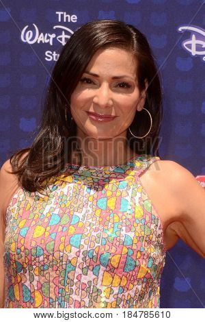 LOS ANGELES - APR 29:  Constance Marie at the 2017 Radio Disney Music Awards at the Microsoft Theater on April 29, 2017 in Los Angeles, CA