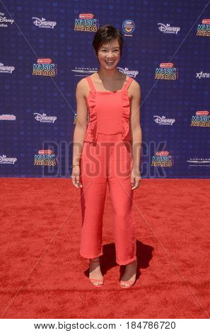LOS ANGELES - APR 29:  Peyton Elizabeth Lee at the 2017 Radio Disney Music Awards at the Microsoft Theater on April 29, 2017 in Los Angeles, CA