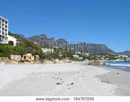 CLIFTON BEACH, CAPE TOWN, SOUTH AFRICA 21nybu