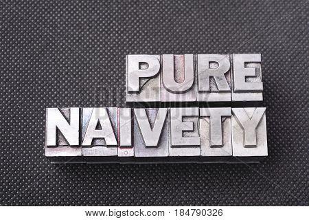 Pure Naivety Bm