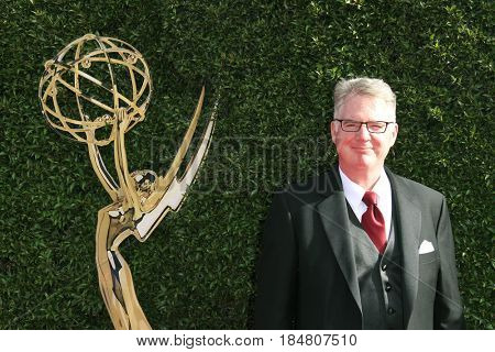 PASADENA - APR 28: Jeffrey Hughes at the 44th Daytime Creative Arts Emmy Awards Gala at the Pasadena Civic Centerl on April 28, 2017 in Pasadena, California