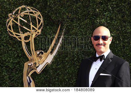 PASADENA - APR 28: Danny Jacobs at the 44th Daytime Creative Arts Emmy Awards Gala at the Pasadena Civic Centerl on April 28, 2017 in Pasadena, California