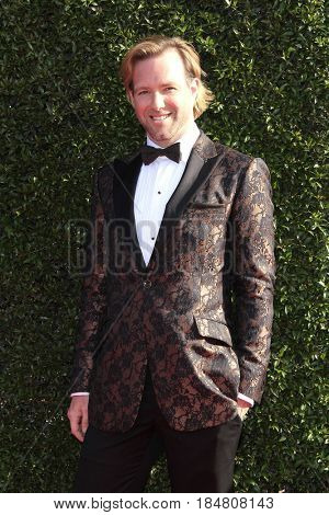 PASADENA - APR 28: Darren Pickering at the 44th Daytime Creative Arts Emmy Awards Gala at the Pasadena Civic Centerl on April 28, 2017 in Pasadena, California