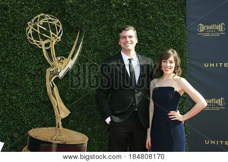 PASADENA - APR 28: Chelsea Beyl at the 44th Daytime Creative Arts Emmy Awards Gala at the Pasadena Civic Centerl on April 28, 2017 in Pasadena, California