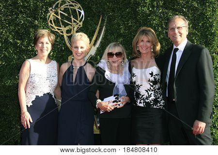 PASADENA - APR 28: Steve Rotfeld at the 44th Daytime Creative Arts Emmy Awards Gala at the Pasadena Civic Centerl on April 28, 2017 in Pasadena, California