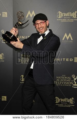 PASADENA - APR 28: Outstanding Sound Editing - Animation, Lost in Oz at the 44th Daytime Creative Arts Emmy Awards Gala at the Pasadena Civic Center on April 28, 2017 in Pasadena, CA