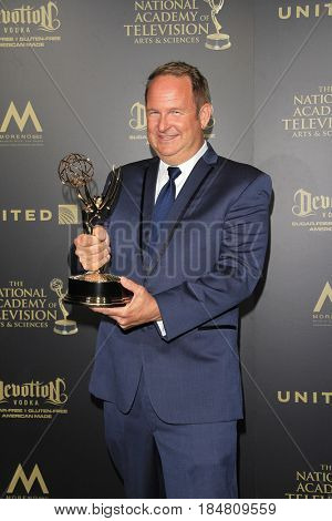 PASADENA - APR 28: Parry Gripp, Outstanding Original Song at the 44th Daytime Creative Arts Emmy Awards Gala at the Pasadena Civic Center on April 28, 2017 in Pasadena, CA