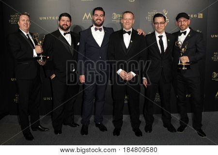 PASADENA - APR 28: Lost in Oz at the 44th Daytime Creative Arts Emmy Awards Gala at the Pasadena Civic Center on April 28, 2017 in Pasadena, CA