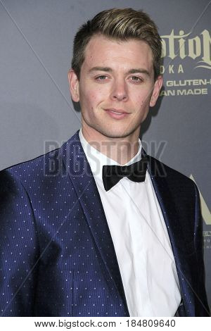 PASADENA - APR 28: Chad Duell at the 44th Daytime Creative Arts Emmy Awards Gala at the Pasadena Civic Center on April 28, 2017 in Pasadena, CA