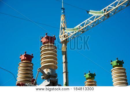 Electric Transformer Station