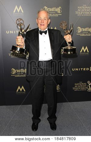 PASADENA - APR 28: Joseph Rosendo at the 44th Daytime Creative Arts Emmy Awards Gala at the Pasadena Civic Center on April 28, 2017 in Pasadena, CA