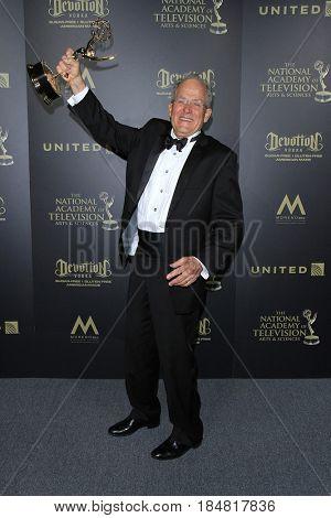 PASADENA - APR 28: Joseph Rosendo at the 44th Daytime Creative Arts Emmy Awards Gala at the Pasadena Civic Center on April 28, 2017 in Pasadena, CA