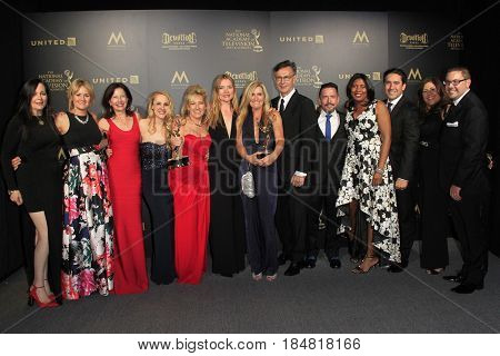 PASADENA - APR 28:  at The 44th Daytime Creative Arts Emmy Awards Gala at the Pasadena Civic Center on April 28, 2017 in Pasadena, California