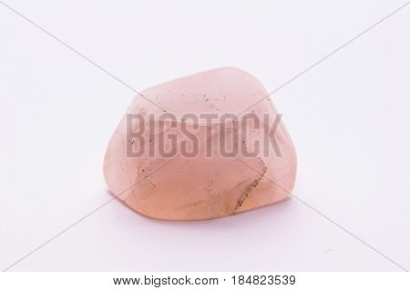 Rosa Rose Pink Gemstone Gem Jewel Mineral Precious Shiny