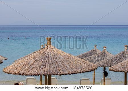 Greece Summer Vacation Season