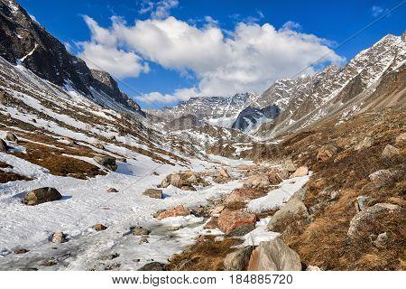 Valley Of Muguvek Brook