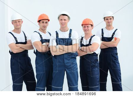 concept of professionalism: a portrait of the construction team