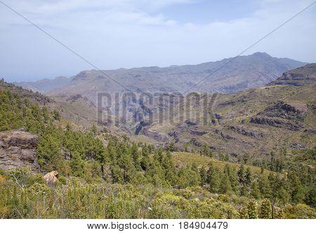 West Of Gran Canaria, April