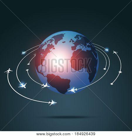 Business Aviation Background