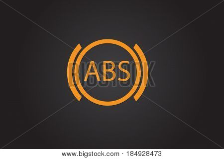 Abs Warning Icon