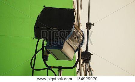 Studio Spotlight Big Size Equipment.