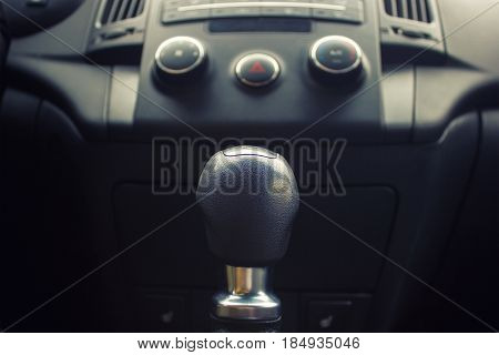The Gear Lever Manual Transmission