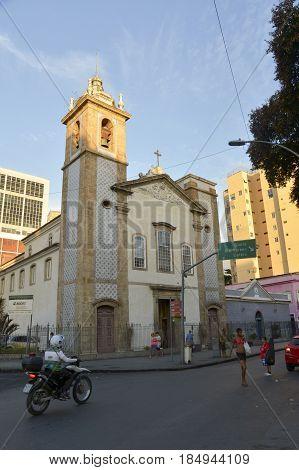 Church Of Nossa Senhora Do Carmo Da Lapa
