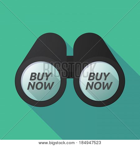 Long Shadow Binoculars With    The Text Buy Now