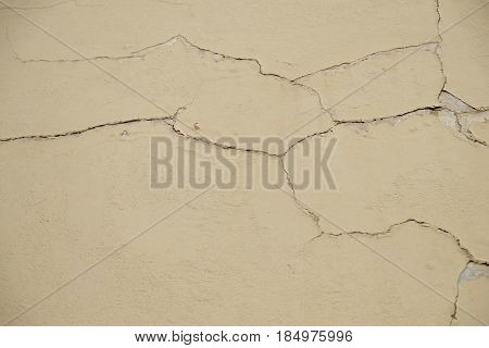 A taupe painted surface background. Horizontal shot.