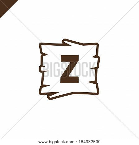 Wooden alphabet blocks letter z vector photo bigstock wooden alphabet blocks with letter z in wood texture area with outline spiritdancerdesigns Image collections