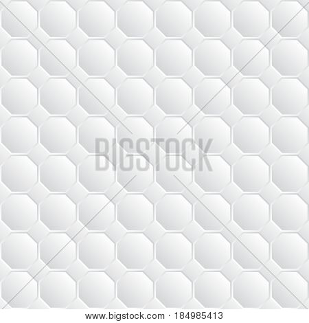 Seamless geometric pattern. Rhombuses and octagons. Vector illustration