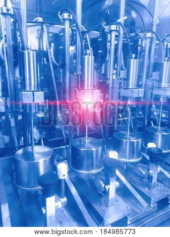 melting point and viscosity test machine in physical property of material section on laboratory the technology on rubber and polymer science