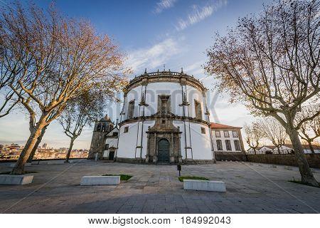 Serra do Pilar Monastery in Vila Nova de Gaia Portugal