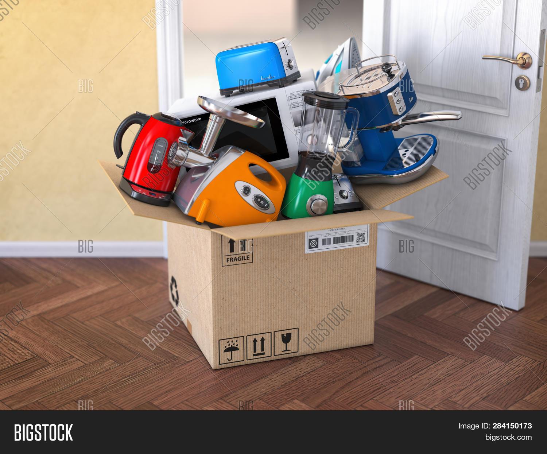 Home Kitchen Image & Photo (Free Trial) | Bigstock