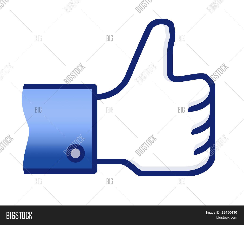 Like Thumb Symbol Image Photo Free Trial Bigstock