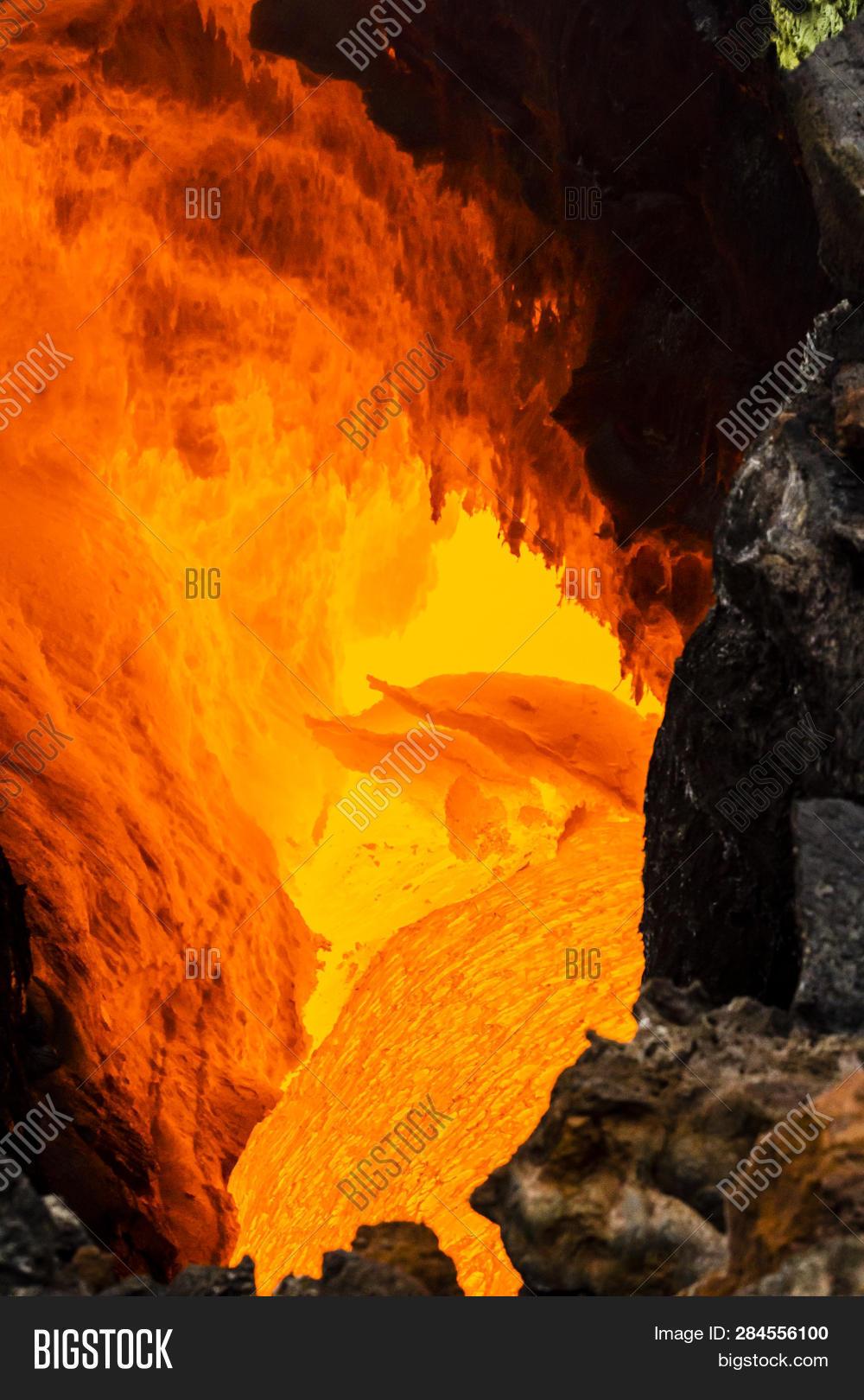Eruption Volcano Image & Photo (Free Trial)   Bigstock