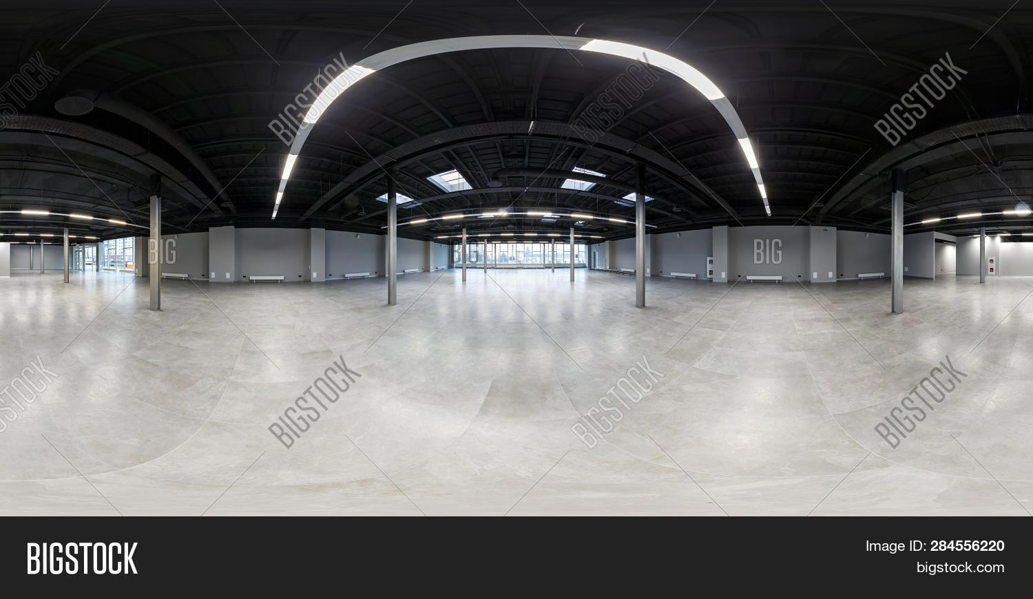 Empty Room Without Image Photo Free Trial Bigstock