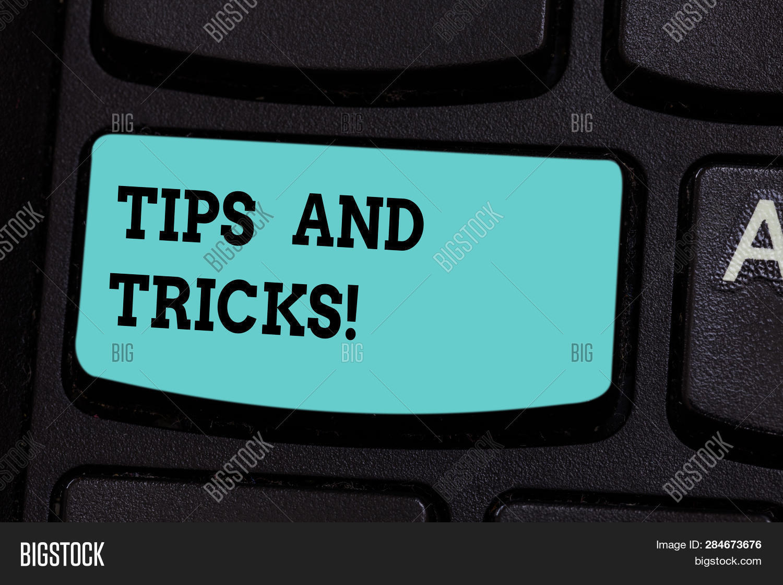 Handwriting Text Tips Image & Photo (Free Trial) | Bigstock
