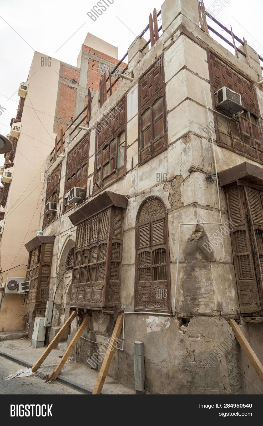 Old City Jeddah, Saudi Image & Photo (Free Trial)   Bigstock