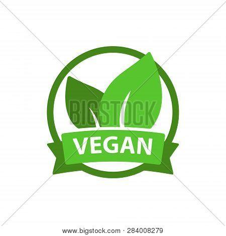 Vegan Vector Icon, Vector & Photo (Free Trial) | Bigstock