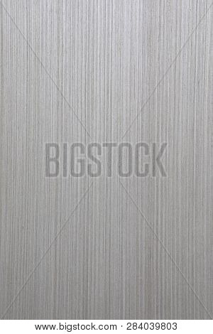 White Wooden Plank Background With Vertical Lines