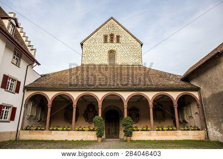 Kloster Allerheiligen, A Former Benedictine Monastery - Schaffhausen, Switzerland