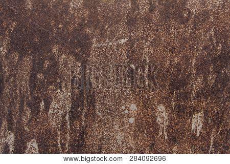 Rusty Metal Textured, Old Metal Iron Rust Background And Texture, Metal Corroded Texture, Rusty Meta